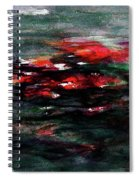 Hypnotic Alterations Spiral Notebook