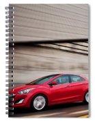 Hyundai Spiral Notebook