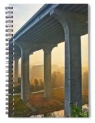 I-80 In Cuyahoga Valley National Park Spiral Notebook