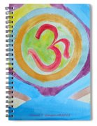 I Am Existence Spiral Notebook