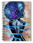 I Am Her... She Is Me Spiral Notebook