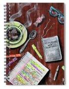 I Am Jehovahs Friend  Spiral Notebook