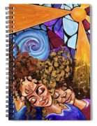 I Am My Sisters Keeper Spiral Notebook