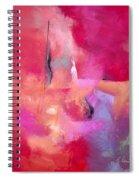 I Am Not Ashamed Spiral Notebook