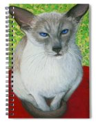 I Am Siamese If You Please Spiral Notebook