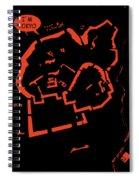 I Am Tokyo Spiral Notebook