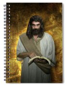 I Am Watching To See That My Words Come True Spiral Notebook