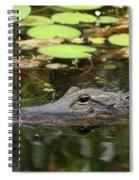 I Am What I Am Spiral Notebook