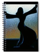 I Am Woman Spiral Notebook