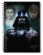I Am Your Father Spiral Notebook
