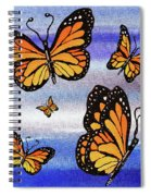 I Believe I Can Fly Spiral Notebook