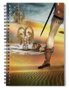 I Believe In Fairy Tales Spiral Notebook