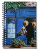 I Cappelli Gialli Spiral Notebook