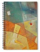I Claudia Spiral Notebook