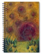 I Go There  Spiral Notebook