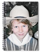 I Got Papa's Blue Eyes... Spiral Notebook