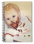 I Like Being A Kid Spiral Notebook