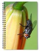 I Like Flowers Spiral Notebook