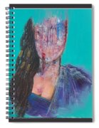 I Love My Dreds  Spiral Notebook