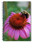 I Love Pollen And Pollen Loves Me Spiral Notebook