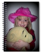 I Love Pooh Bear Spiral Notebook