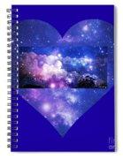 I Love The Night Sky Spiral Notebook