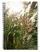 I Love The Way You Shine Spiral Notebook