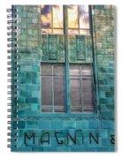 I. Magnin Oakland Spiral Notebook