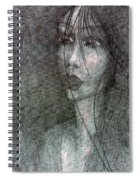 I Miss For You  Spiral Notebook