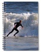 I Quit Spiral Notebook