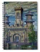 I See A Big Fish - Go Get Our Fishing Poles Spiral Notebook