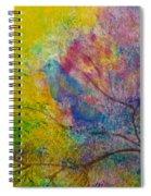 I See Birds Spiral Notebook