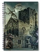 I See Dragons Spiral Notebook