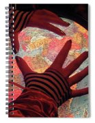 I See Travel In Your Future Spiral Notebook
