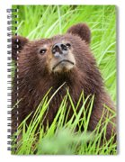 I Smell Something Good To Eat Spiral Notebook