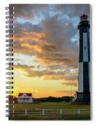 I Stand Relieved Spiral Notebook