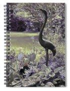 I Stand Tall Spiral Notebook
