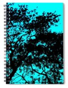 I Think That I Shall Never See A Poem Lovely As A Tree Spiral Notebook