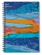 I Trusted - Psalm 116-10 Spiral Notebook