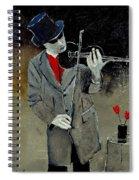 I Ve Two Loves  Spiral Notebook