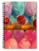 I Want Candy Spiral Notebook