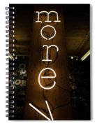 I Want... Spiral Notebook