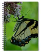 I Want To Be A Butterfly Spiral Notebook