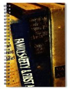 I Was A Drug Addict And Other Great Literature Spiral Notebook