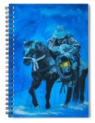 I Will Carry You Spiral Notebook