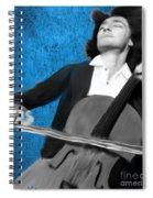 Ian Maksin Spiral Notebook