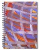 Tic Tac Toe Spiral Notebook