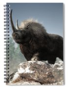 Ice Age Tough Spiral Notebook