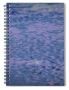 Ice And Snow #h1 Spiral Notebook
