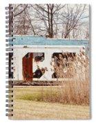Ice Box Spiral Notebook